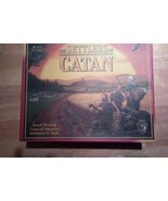 The Settlers of Catan Board Game ~ #3061 Mayfair Games, Inc. Made in USA - $19.79