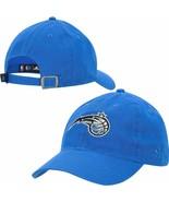 NBA adidas Orlando Magic Royal Blue Basic Logo Slouch Hat Cap - $6.88