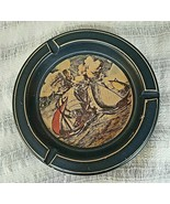 """VINTAGE YACO DI FIRENZE 'SAILING SHIPS' MADE IN ITALY FLORENTINE 8 1/4"""" ... - $22.05"""