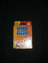 """Mad Gab Card Game """"It's Not What You Say...It's What You Hear"""" New Sealed 10+ - $9.99"""