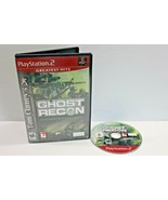 PlayStation2 Tom Clancys Ghost Recon Video Games - $8.07