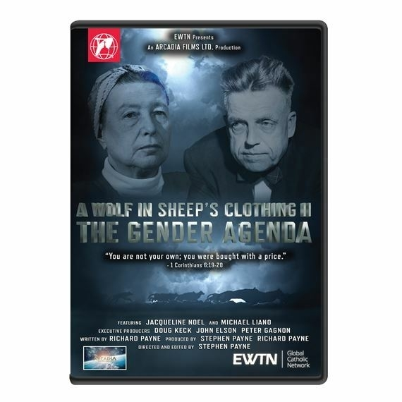 A WOLF IN SHEEP'S CLOTHING II - THE GENDER AGENDA - DVD