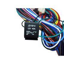 21 Circuit Wiring Harness Street Hot Rat Rod Custom Universal Wire Kit XL WIRES image 4