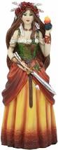 Celtic Irish Goddess Brigid Triple Goddess Deity of Fire Healing Poetry ... - $39.99