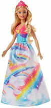 Barbie Dreamtopia Rainbow Cove Princess Doll, Blonde - $45.36