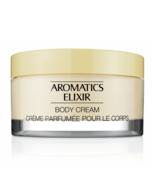 Clinique Aromatics Elixir Perfume Body Cream Soften Smooth Skin 5oz 150m... - $59.50