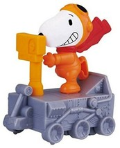 McDonald's Happy Meal Toy #6 NASA Peanuts Snoopy Space Buggy -NEW - $2.99