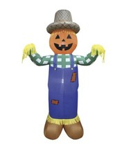 Pumpkin Hollow 7' Scarecrow Inflatable - $128.70