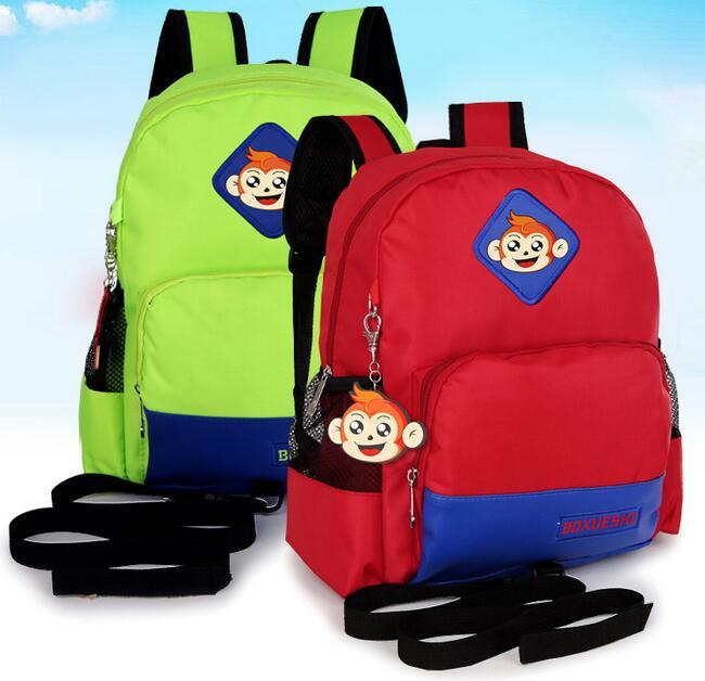 Baby Toddler Kids Safety Harness Backpack Walking Strap Rein Belt Leash Wing Bag image 3