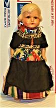 Ethnic Porcelain Doll - $18.00