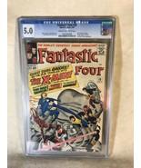 Fantastic Four #28 1964 Marvel Comics CGC Graded 5.0 - $296.99