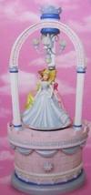 Musical Joya Caja Iluminación Princesa Disney Nuevo, en Caja - $59.39