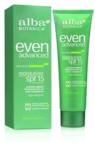Alba Botanica Even Advanced Natural Moisturizer... - $17.76