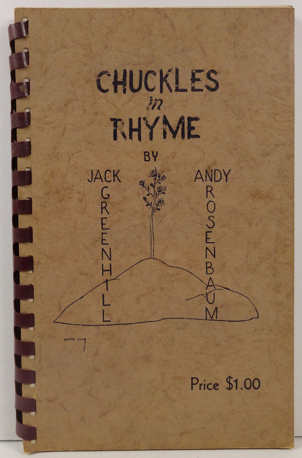 Chuckles in Rhyme by Jack Greenhill and Andy Rosenbaum 1945