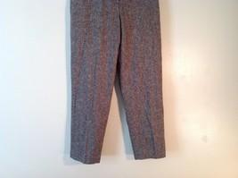 Ladies Charter Club Petite Brown Tweed Pants Size 8P image 4