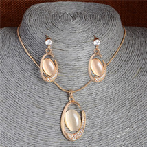 Cat's Eye Fashion Jewelry Sets - $4.99