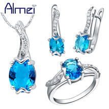 Jewelry Set 925 Sterling Silver - $26.99