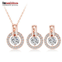 Jewelry Set Rose Gold Plated - $17.99