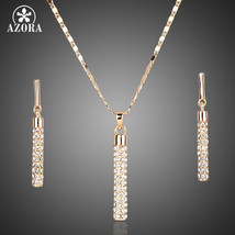 Cute Gold Plated Jewelry Set - $23.99