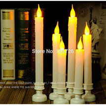 Electrical Pillar Flameless Led Candle (one pair) - $24.71+