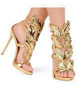Leaf Flame Gladiator Sandals - $58.91+