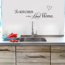 Kitchen Wall Sticker - $3.99