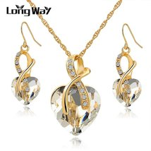 Austrian Crystal Luxury Jewelry Set - $13.99
