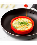 Round Shape Silicone Omelette Egg Shaper - $5.91