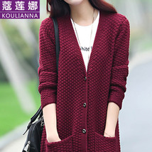 Loose Medium-Long Sweater - $81.99+