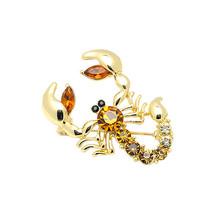 Scorpion Brooch - $3.99