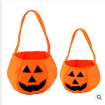 Smile Pumpkin Candy Pouch - $7.99