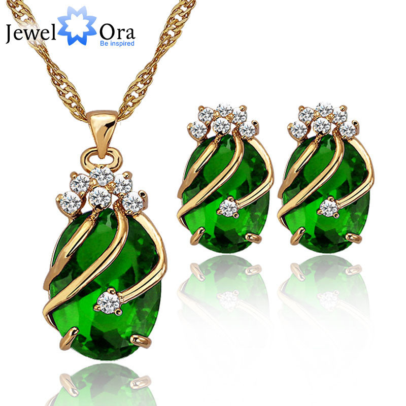 Women's Crystal Jewelry Set - $35.99