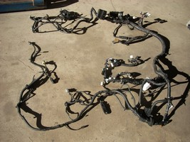 2007 INFINITI M35 HEADLAMP BODY WIRING HARNESS 24012-EH101