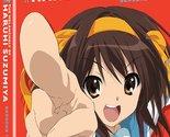 The Melancholy of Haruhi Suzumiya: Seasons One & Two [Blu-ray]