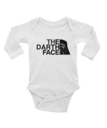 The Darth Face Rogue One Star Wars Onesie Long or Short Sleeves - $13.99