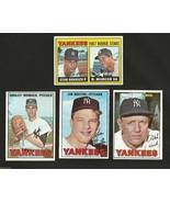 Lot Single Baseball Cards NY Yankees 1967 Houk ... - $9.84