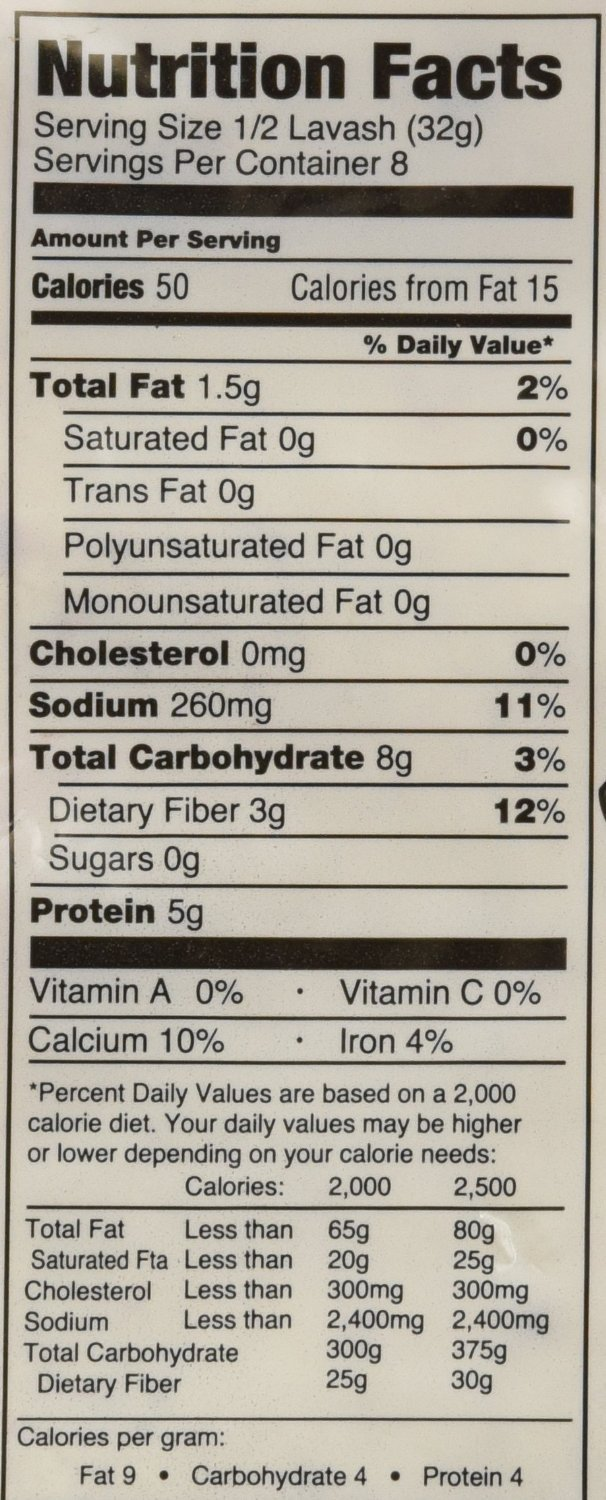 Combo Value Pack: Joseph's   Flax   Oat Bran & Whole Wheat Reduced Carb Low C...