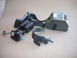 2012 VOLVO 60 XC60 LEFT DRIVER SIDE REAR SEAT BELT 1K