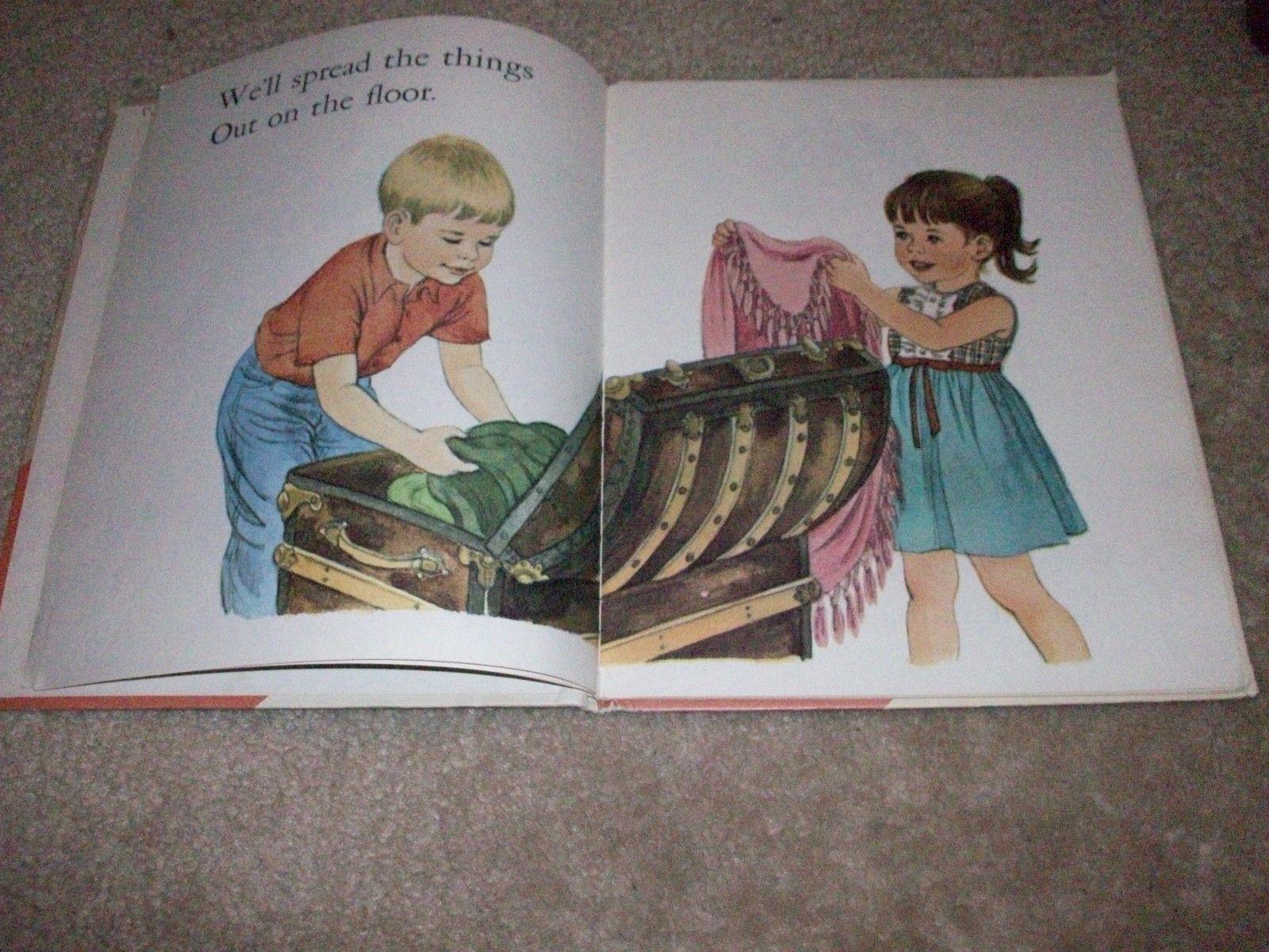 1967 Start-Right Elf Book: The Treasure Trunk,  Very Good condition!   L@@K