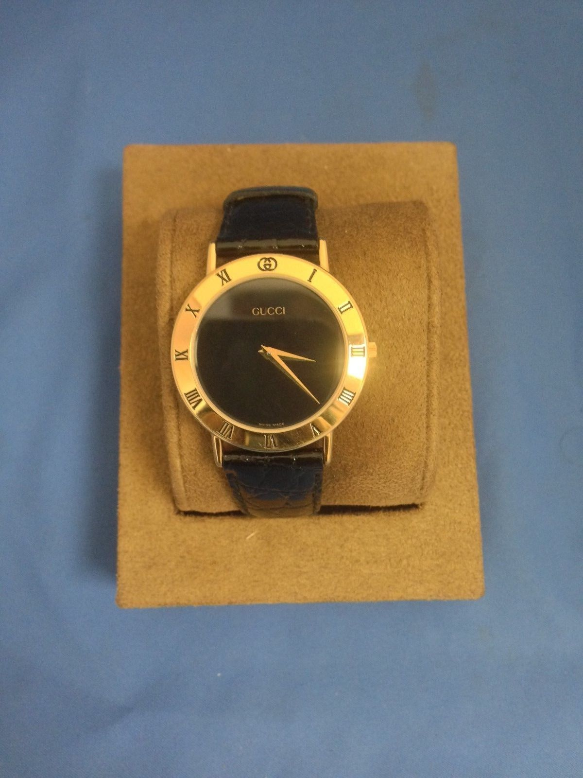 1f401479cbe Genuine Gucci 3000.2.M -SWISS Made Mens and 50 similar items
