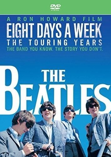 Eight 8 Days A Week - The Touring Years (DVD) New The Beatles Music