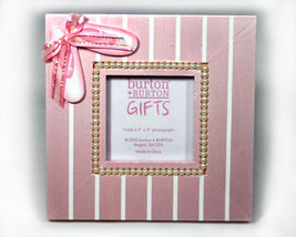 Pink Ballet Dance Picture Frame 3x3 - $12.99