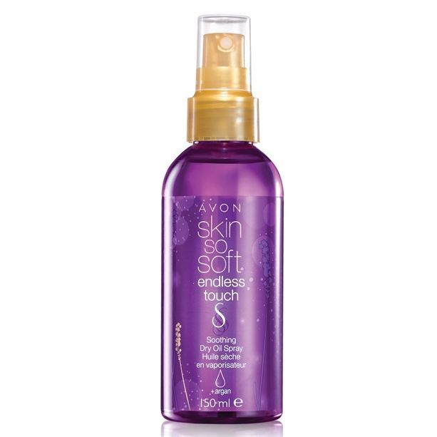 AVON Skin So Soft Oil Spray 150 ml Different Types You Choose Mist Moisturizer