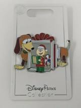 Slinky Dog Roy Story Toy Soldiers Christmas 2020 Disney Pin Trading - $19.79
