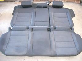 2012 VW GOLF HATCHBACK REAR SEAT ASSEMBLY 36K OEM