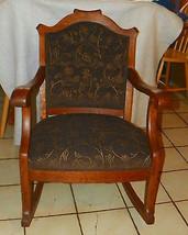 Solid Quartersawn Oak Rocker / Rocking Chair - $599.00