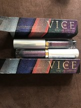 (2) Urban Decay *Reverb* Vice Special Effects Lip Gloss Top Coat. Brand New - $23.75