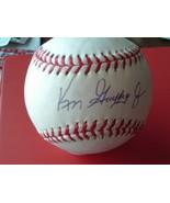 KEN  GRIFFEY  JR.  HAND  SIGNED  AUTOGRAPHED  BASEBALL   !! - $129.99