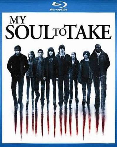 My Soul to Take (Blu-Ray Disc) New Max Thierot, Denzel Whitaker