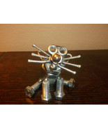 Cat Metal Sculpture - $19.99